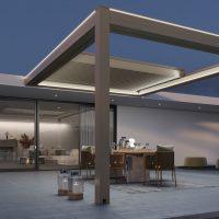 Bioclimatic Vordächer